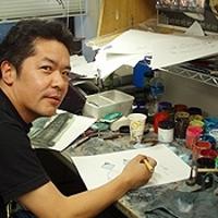 Shinji kimura big thumb