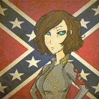 Aph fem confederate states of america by airi neko d4sfxbm big thumb