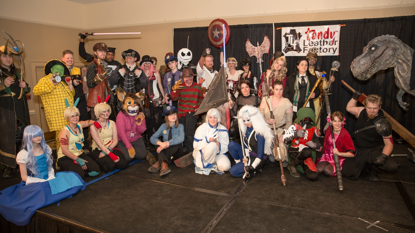 Costumes photo by: Bryan Rasmus