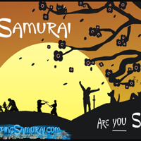 Sleeping samurai banner big thumb