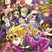 JoJo no Kimyou na Bouken Part 5