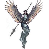 Angel lance big thumb
