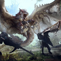 MonsterHunterWorldWinsinPlayStationAwards2018