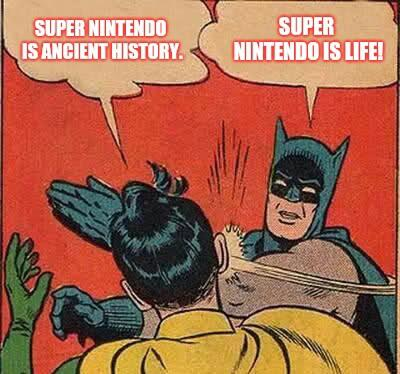 Super Nintendo - MaiOtaku Anime