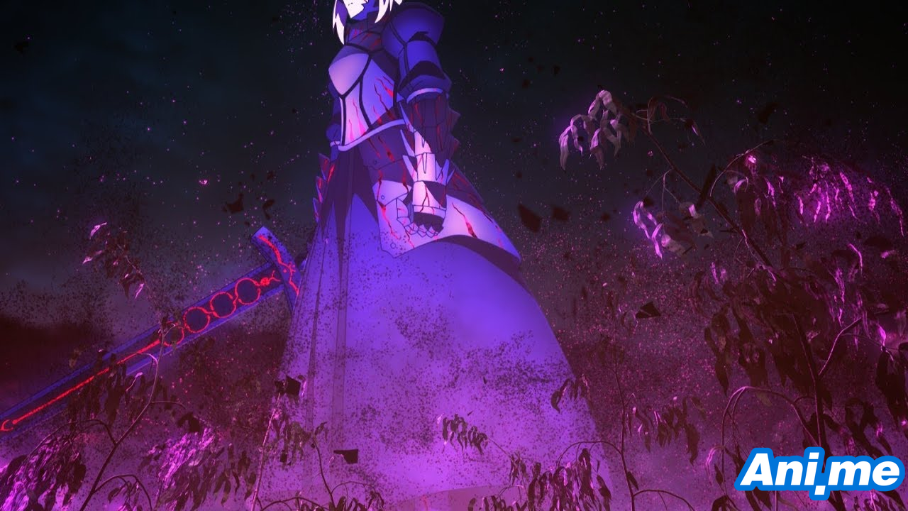 2nd English Subtitled Trailer For Fate Stay Night Heaven S Feel