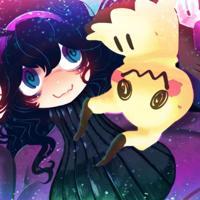 hex maniac and mimikyu pokemon game and etc drawn by hakkasame sample big thumb