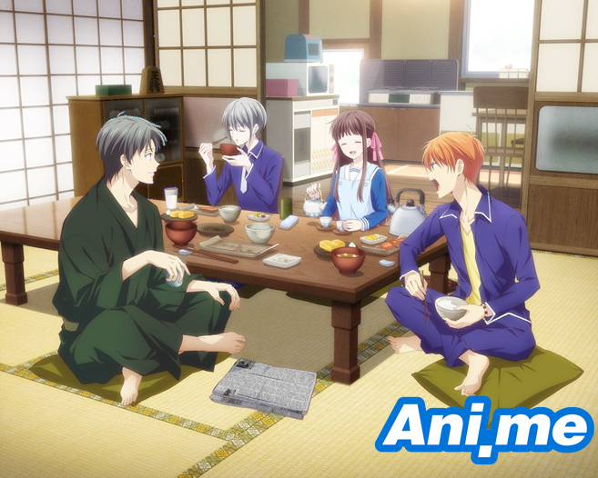 Funimation To Screen 1st Two Episodes Of Fruits Basket Reboot In Us